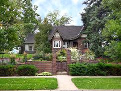 1385 S. Marion Street, Denver, Co 80210 Washington Park Observatory Home on 12,000 SqFt Lot